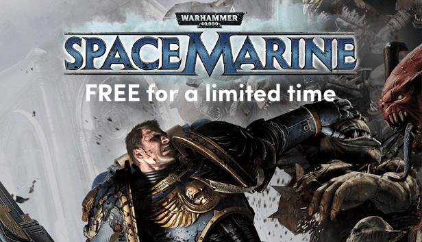 Warhammer 40k Space Marine Steam & Windows Gratuits C2cdd810