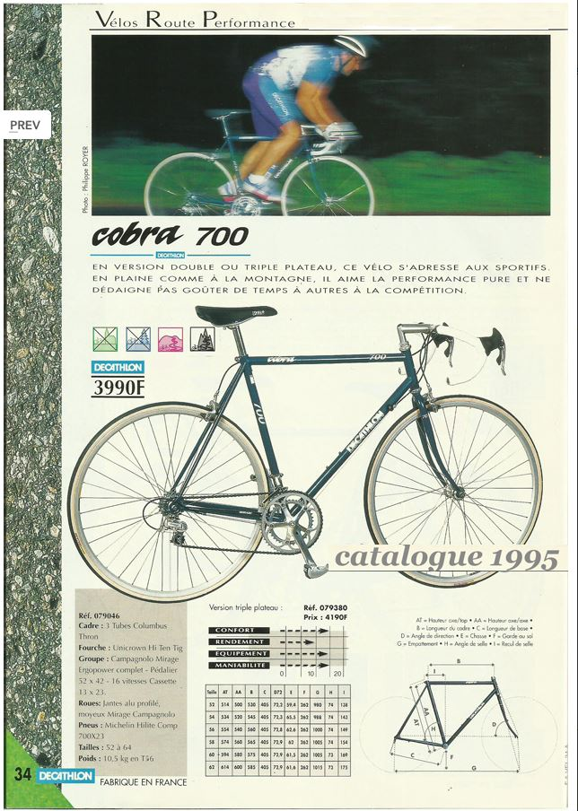Decathlon Cobra 700 Cobra_10