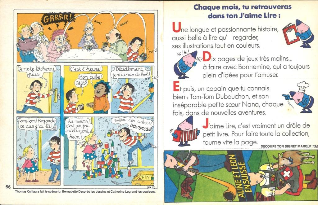 [Recherche] Scans de J'aime Lire - Page 2 Page6610