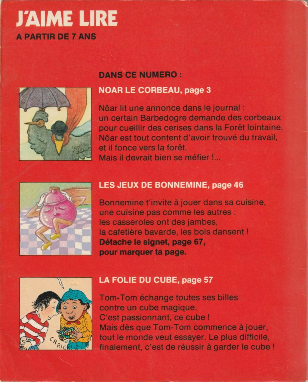 [Recherche] Scans de J'aime Lire - Page 2 Page7011
