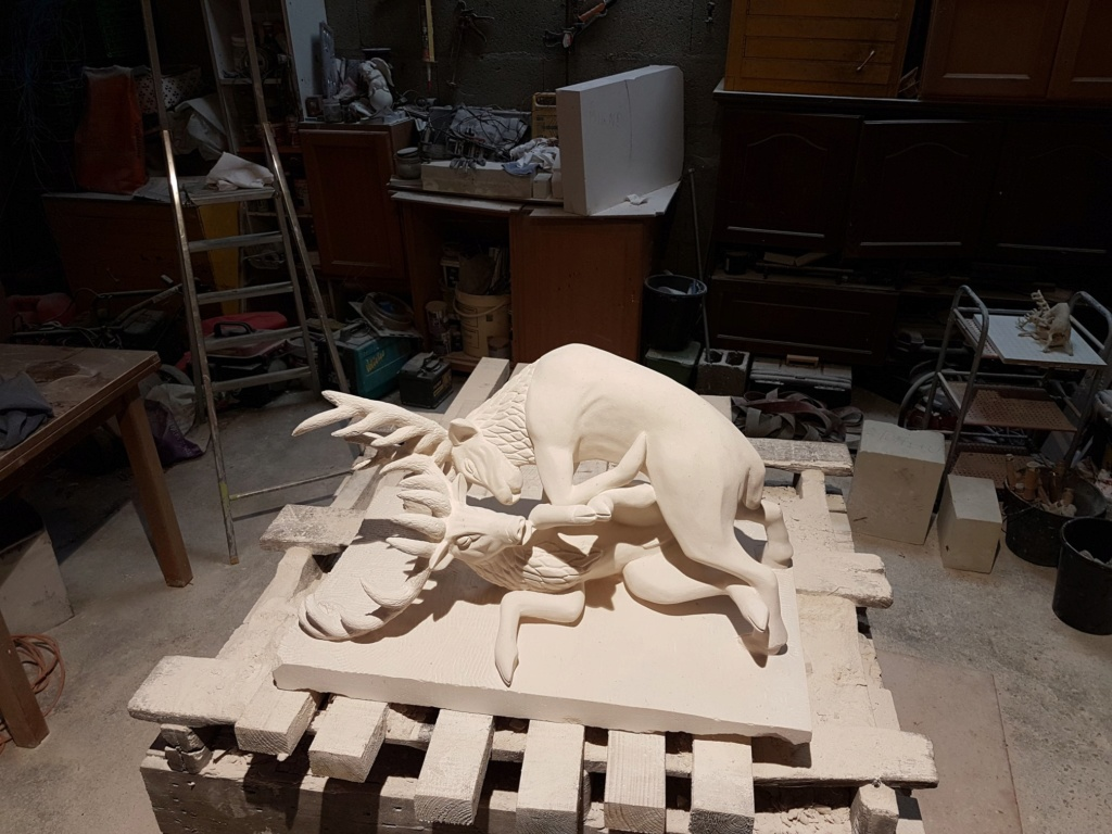 Sculpture Wauki 29060010
