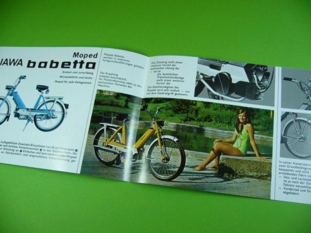 J'ai craqué pour une Jawa Babetta 210...  - Page 6 Babett14