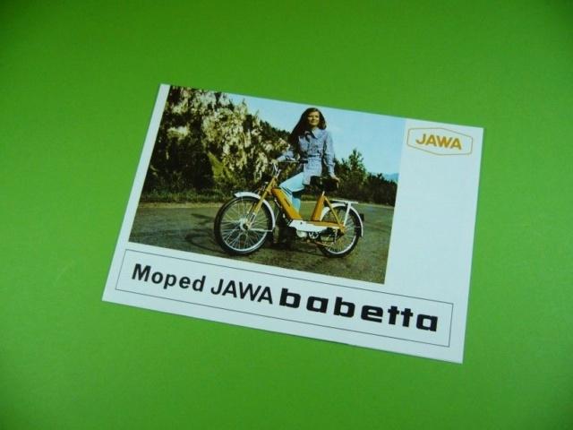 J'ai craqué pour une Jawa Babetta 210...  - Page 6 Babett15