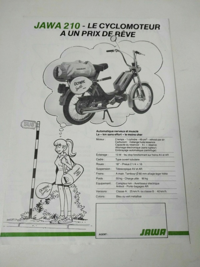 J'ai craqué pour une Jawa Babetta 210...  - Page 23 Jawa2111