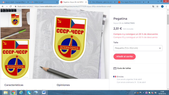 Ostalgie : Produits Divers Made in DDR - Page 12 Soyuz10