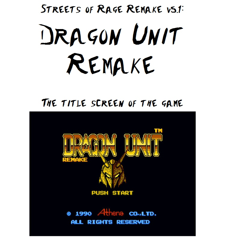 Dragon Unit Remake by Serrr. Dragon10
