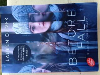 Before I fall (ou Le dernier jour de ma vie) Livre10