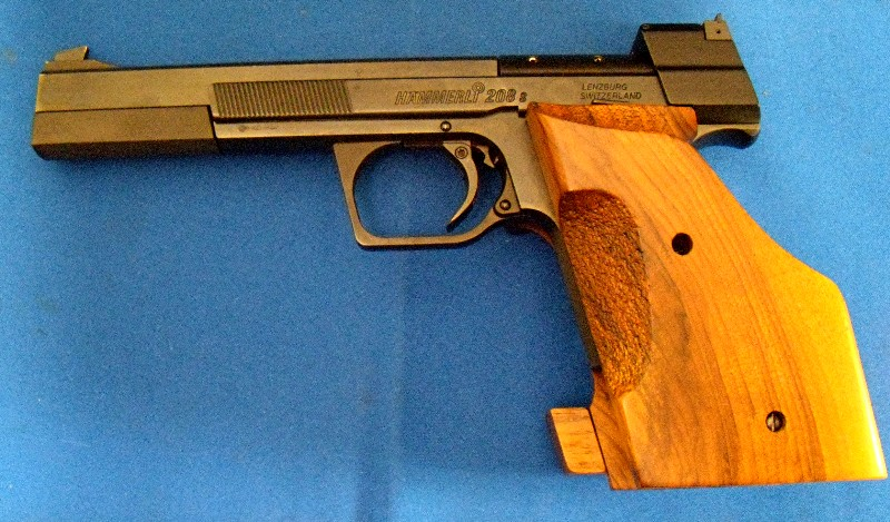 SOLD--WTS: Hammerli 208S Target Pistol Excellent Used Condition--SOLD Ham2b10