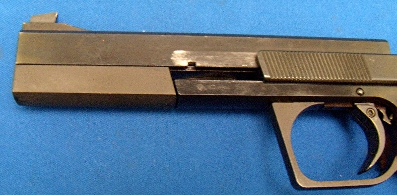 SOLD--WTS: Hammerli 208S Target Pistol Excellent Used Condition--SOLD Ham410