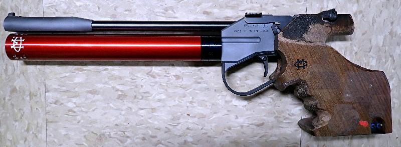 SOLD FS: Morini 162E Olympic Match Air Pistol w/Electronic Trigger  Morini11