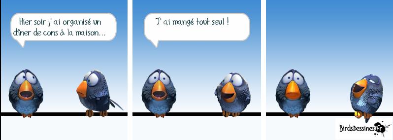 Les oiseaux...... 13432910