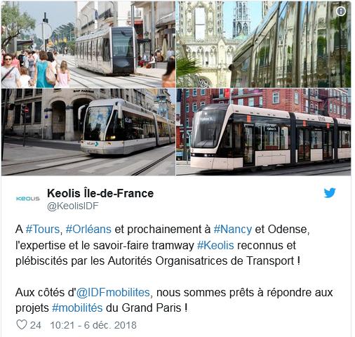Orléans, première ville française à passer aux bus 100% électriques ! Par Joseph de Carme  Captu418