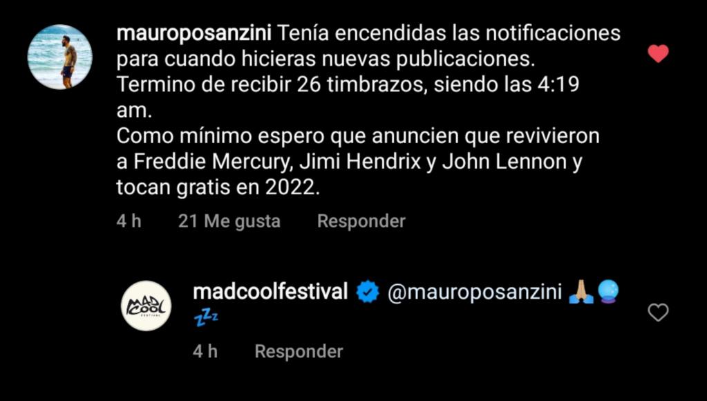 Mad Cool 2021: Red Hot Chili Peppers • Faith No More • Deftones... ¡Frusciante vuelve a Madrid!  - Página 5 Inshot13