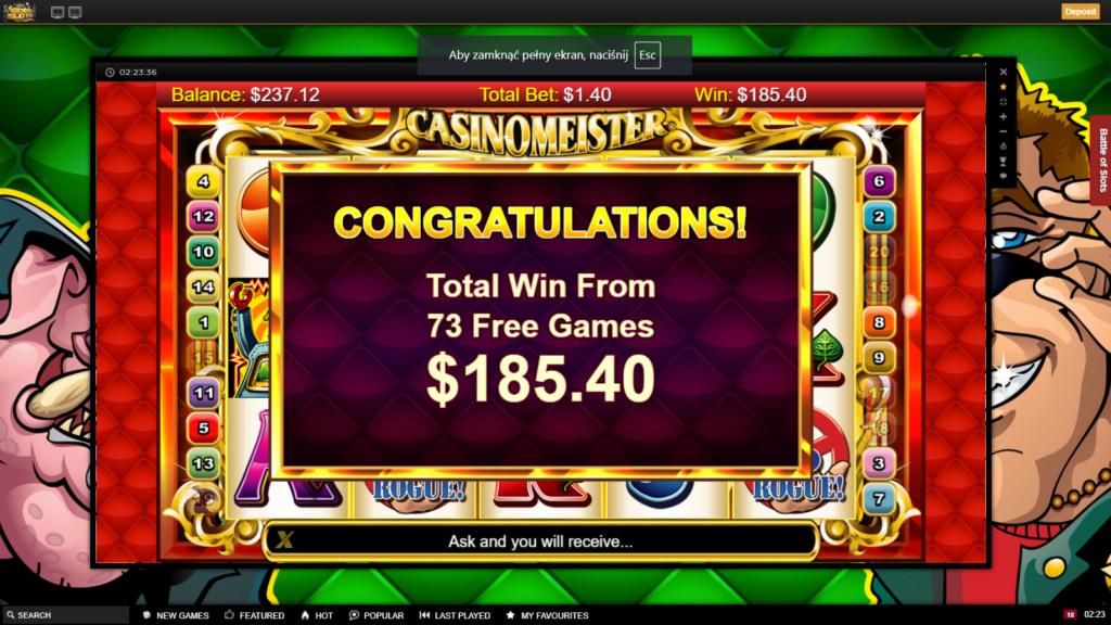 Screenshoty naszych wygranych (minimum 200zł - 50 euro) - kasyno - Page 9 2020-133