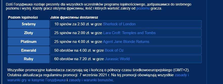Goldfishka casino - darmowe promocje - Page 30 Screen81