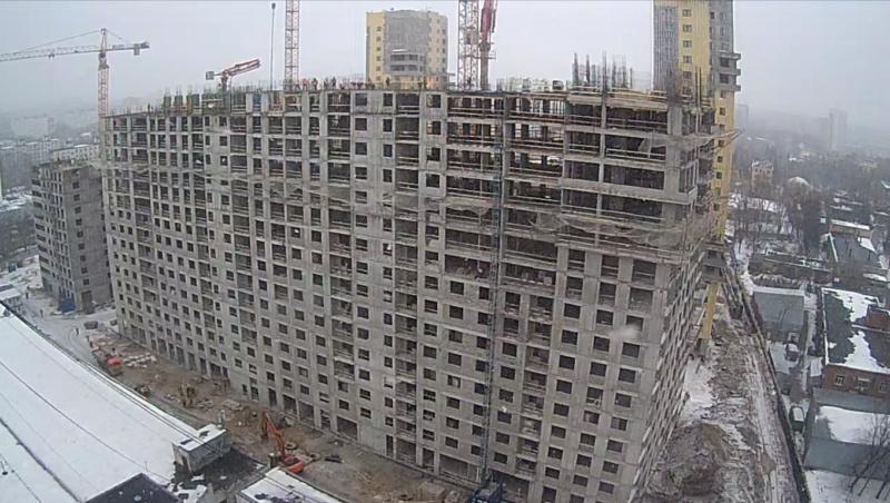 """Веб-камеры на площадке строительства ЖК """"Нормандия"""" - Страница 11 310"""