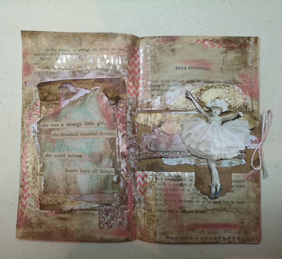 Provocare Art Journaling luna iunie - Despre copilarie (Popa Cornelia) Cornel10