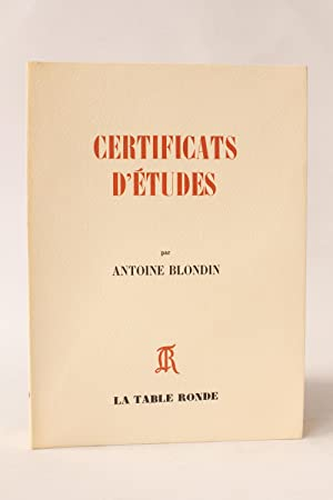 Antoine Blondin - Page 2 Blondi11