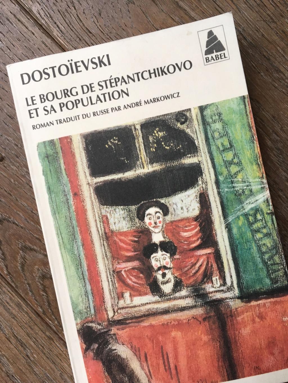 Tag psychologique sur Des Choses à lire Dosto10