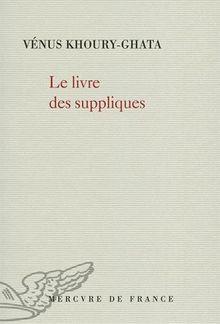 autobiographie - Vénus Khoury-Ghata Le_liv10