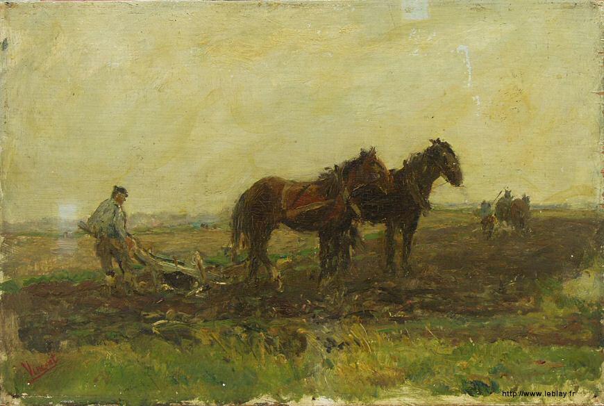 Vincent Willem van Gogh,   (peintre) Les_la10