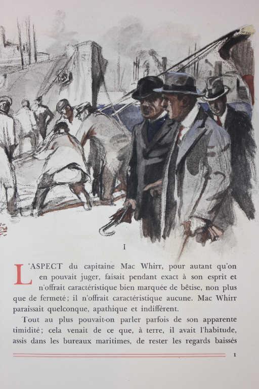 Joseph Conrad  - Page 2 Typhon10