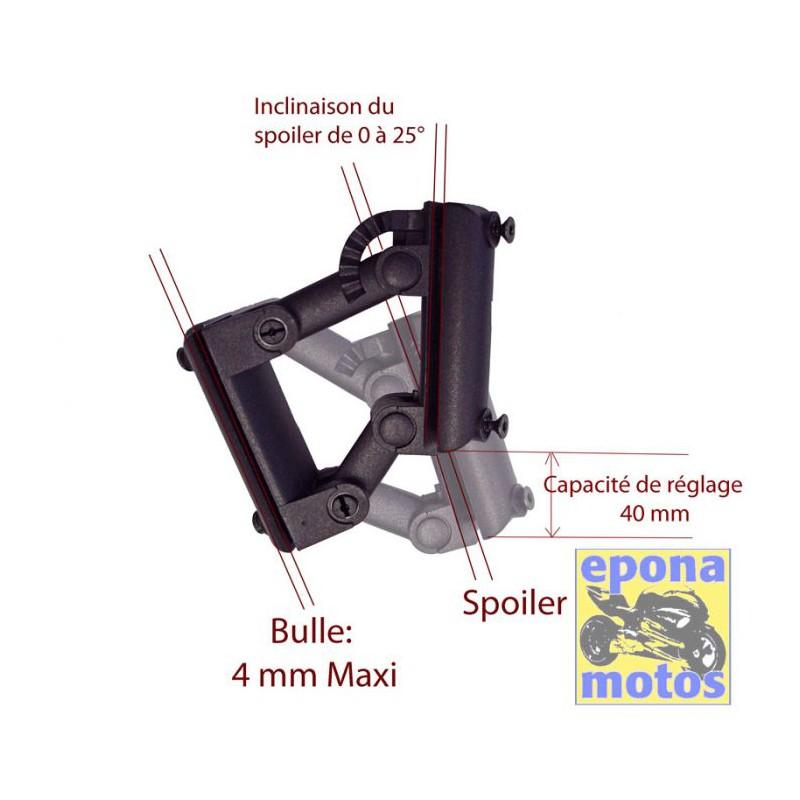 Modification pare brise Goldwing 1500 Charni10