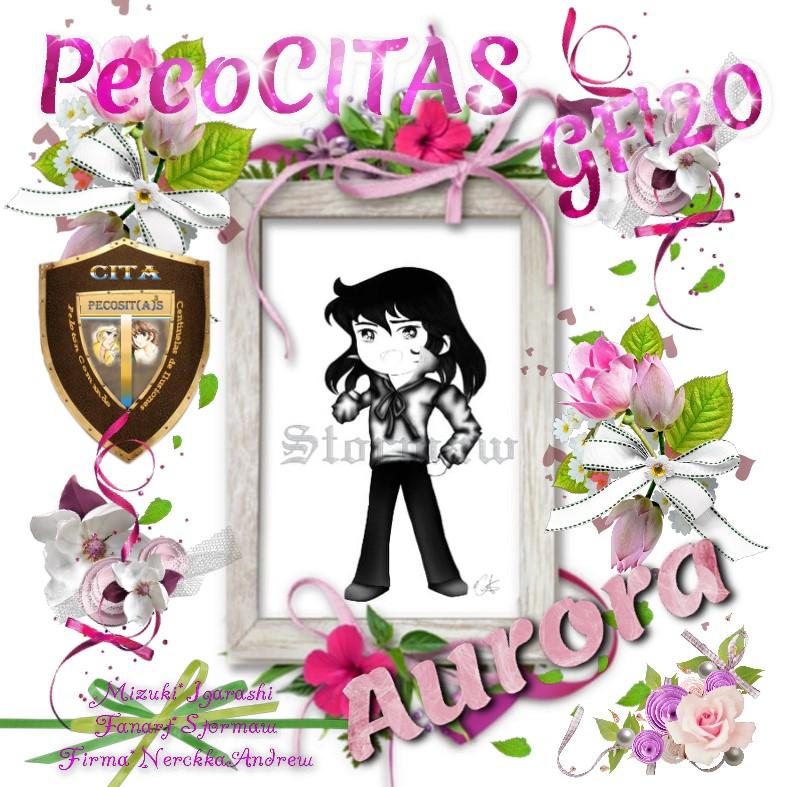 """**PELOTON PECOCITAS**** FIRMA REGALO para las lectoras – Imagen – """"Chibi Terry"""" Aurora11"""