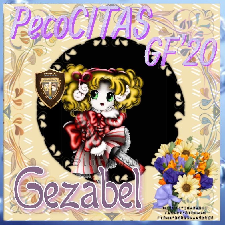 """****PELOTON PECOCITAS**** FIRMA REGALO – Imagen - """"Chibi Candy"""" ****CERRADO-GRACIAS Gezabe16"""