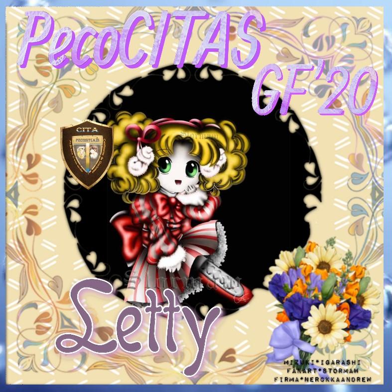 """****PELOTON PECOCITAS**** FIRMA REGALO – Imagen - """"Chibi Candy"""" ****CERRADO-GRACIAS Letty14"""