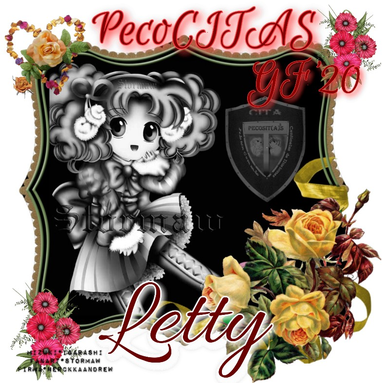"**PELOTON PECOCITAS**** FIRMA REGALO para las lectoras – imagen - ""Chibi Candy White Andrew""** Letty15"