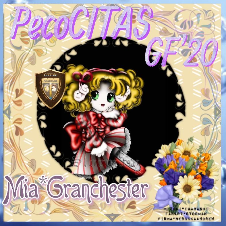 """****PELOTON PECOCITAS**** FIRMA REGALO – Imagen - """"Chibi Candy"""" ****CERRADO-GRACIAS Mia_g13"""