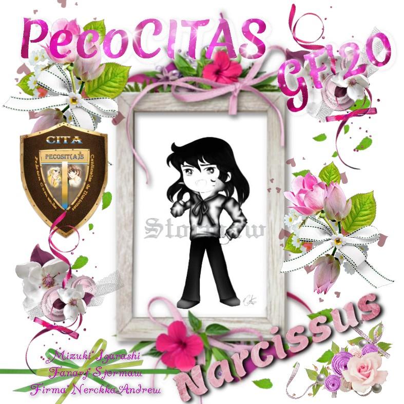 """**PELOTON PECOCITAS**** FIRMA REGALO para las lectoras – Imagen – """"Chibi Terry"""" Narcis21"""