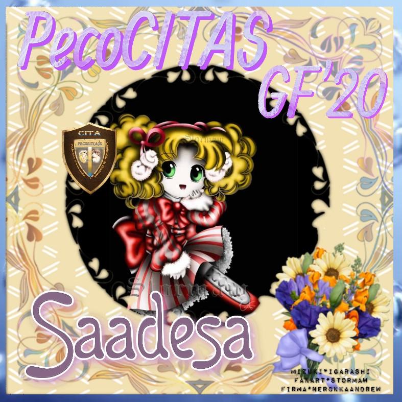 """****PELOTON PECOCITAS**** FIRMA REGALO – Imagen - """"Chibi Candy"""" ****CERRADO-GRACIAS Saades17"""