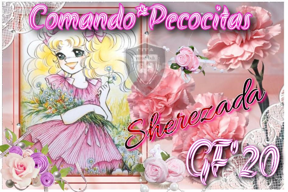 ENTREGADO Y CERRADO**PELOTÓN COMANDO PECOCITAS**QUINTO APORTE PARA CANDY**FIRMA DE REGALO**CANDY ROSA - Página 2 Sherez13