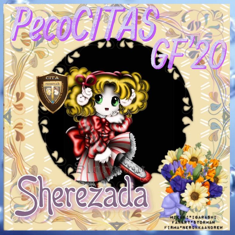 """****PELOTON PECOCITAS**** FIRMA REGALO – Imagen - """"Chibi Candy"""" ****CERRADO-GRACIAS Sherez16"""