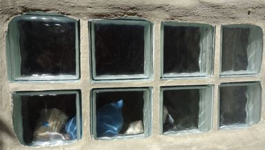 Pose d'une sur-toiture en bac acier sur du fibrociment (Amiantée) Brique10