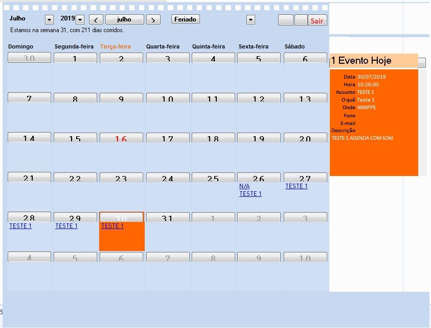 [Resolvido]Agenda CalendarioTarefaRSA x Access2003 Fma_ca10