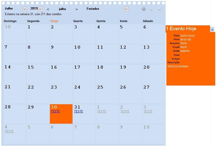[Resolvido]Agenda CalendarioTarefaRSA x Access2003 Fma_ca11