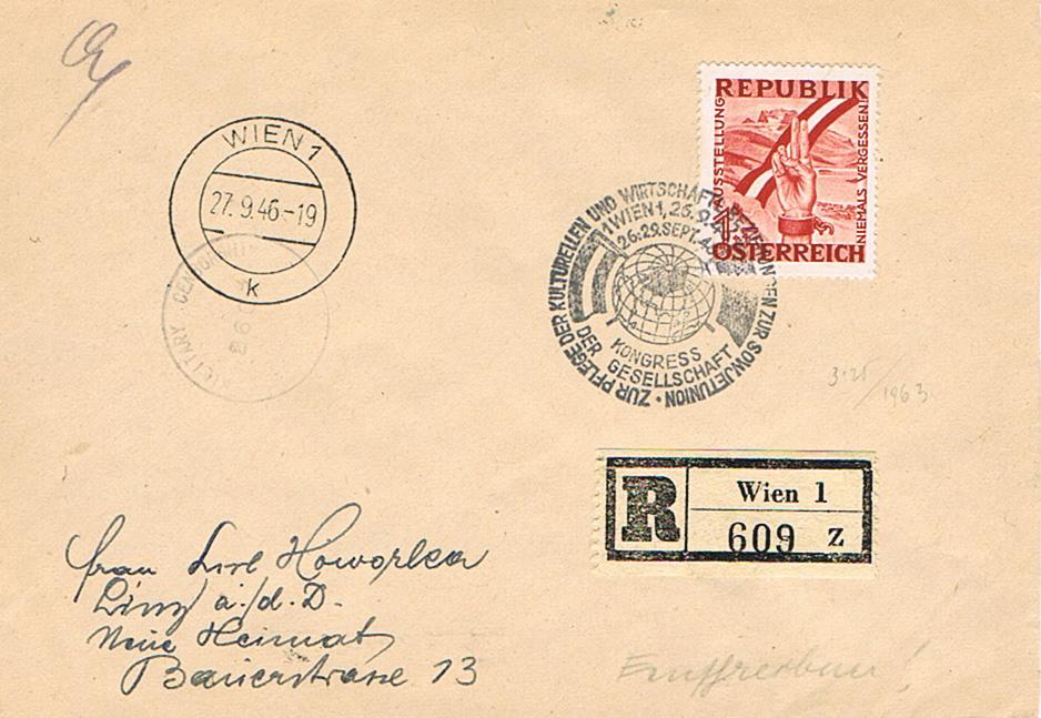 Sammlung Bedarfsbriefe Österreich ab 1945 - Seite 11 Af10