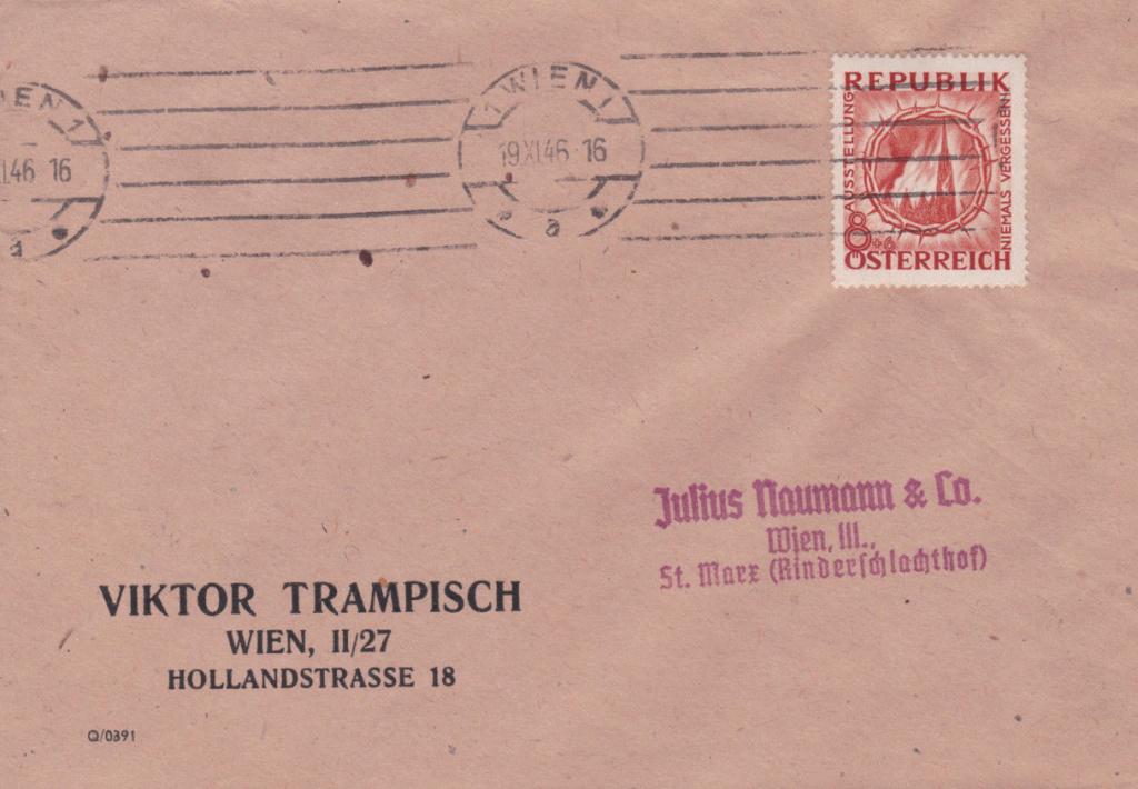 Sammlung Bedarfsbriefe Österreich ab 1945 - Seite 12 Af11