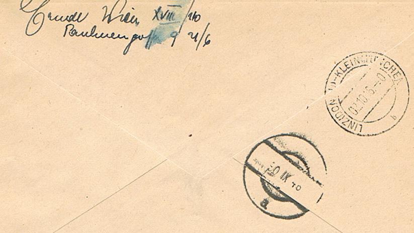 Sammlung Bedarfsbriefe Österreich ab 1945 - Seite 11 Afh10