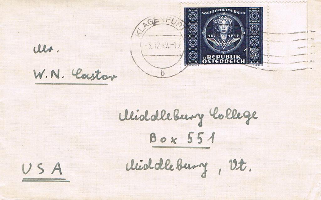 1945 - Sammlung Bedarfsbriefe Österreich ab 1945 - Seite 15 Am11