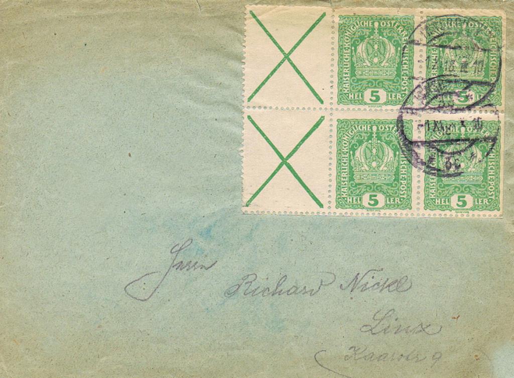 Inflation in Österreich - Belege - 1918 bis 1925 - Seite 22 And10