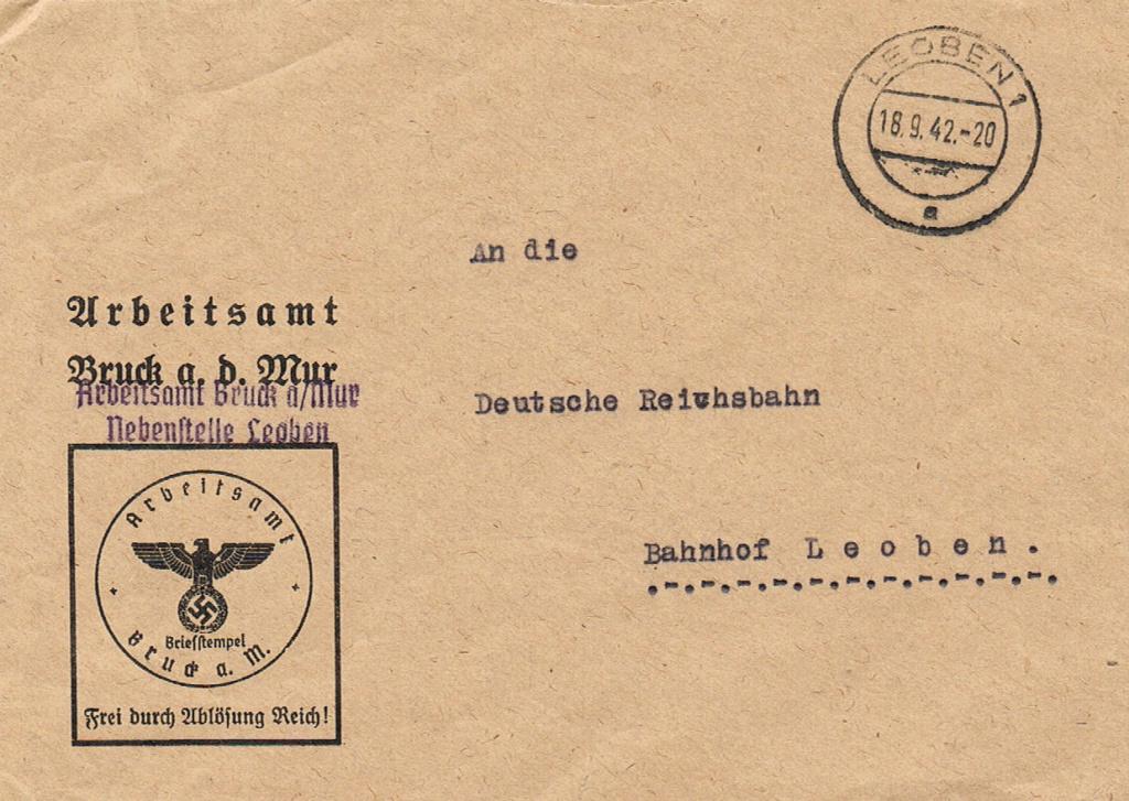 Österreich im III. Reich (Ostmark) Belege - Seite 14 As10