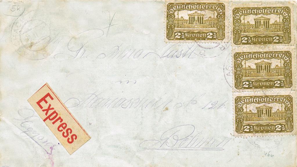 Inflation in Österreich - Belege - 1918 bis 1925 - Seite 22 Aschac10
