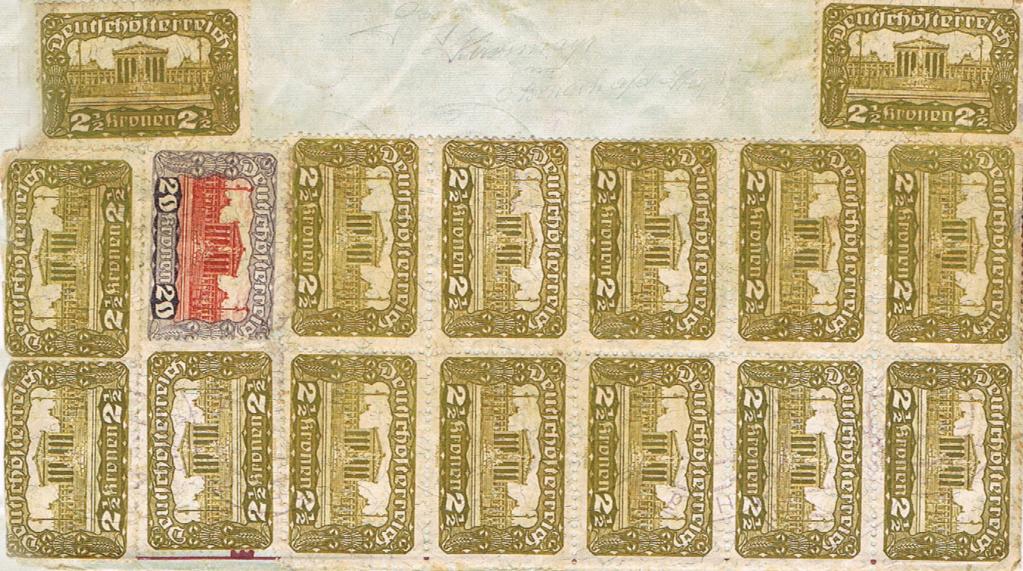 Inflation in Österreich - Belege - 1918 bis 1925 - Seite 22 Aschac11