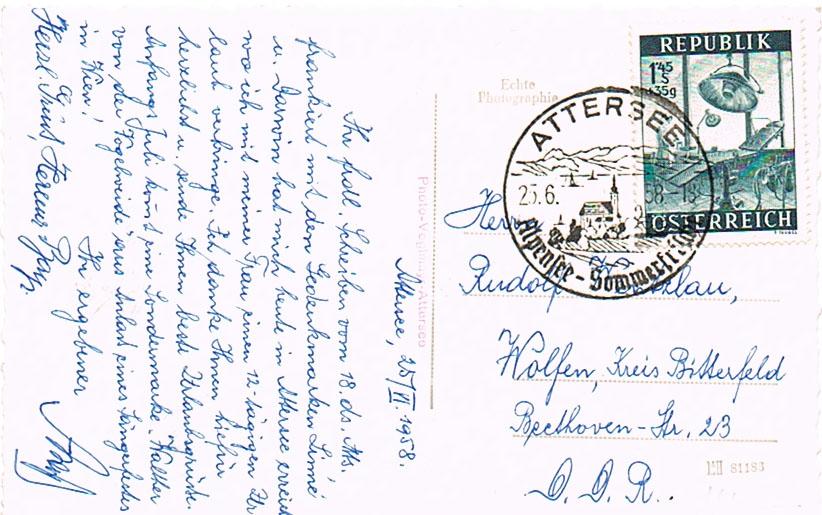 Sammlung Bedarfsbriefe Österreich ab 1945 - Seite 12 Ask10