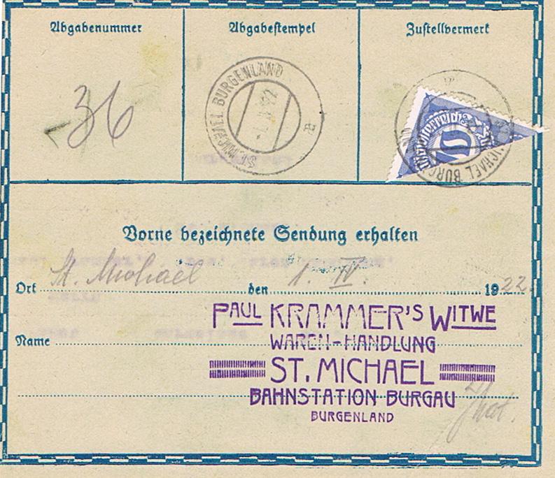 Inflation in Österreich - Belege - 1918 bis 1925 - Seite 18 Bgh10