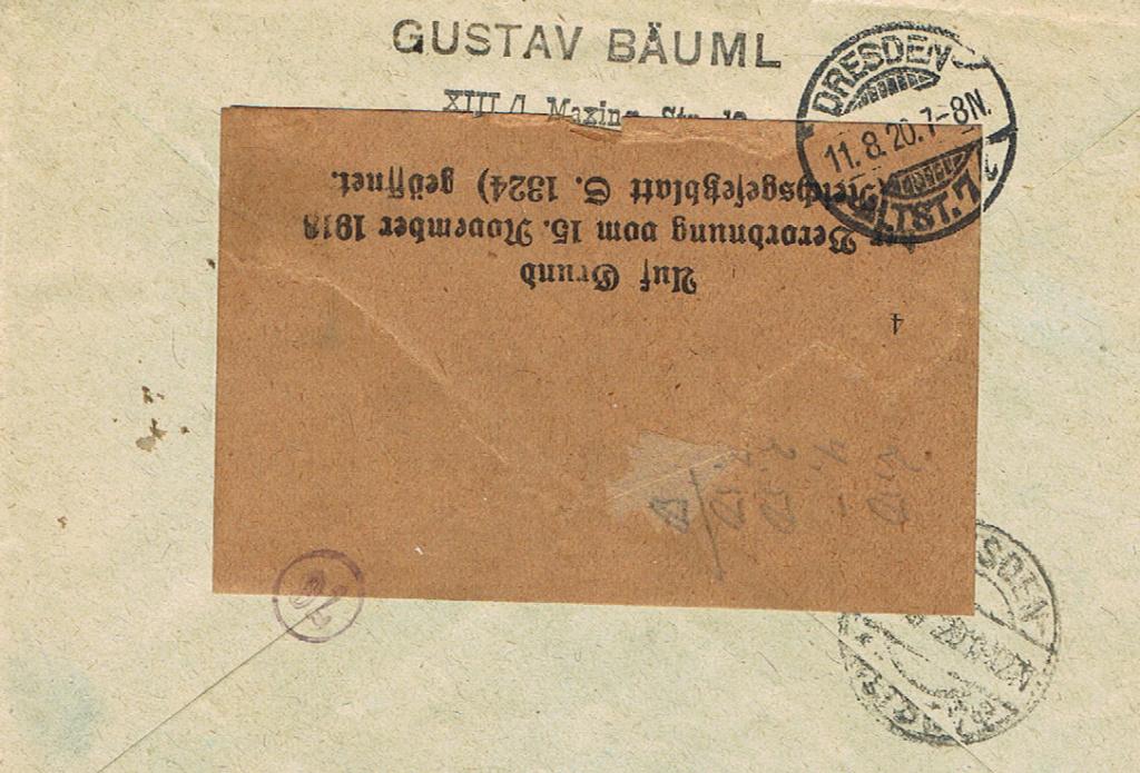Inflation in Österreich - Belege - 1918 bis 1925 - Seite 17 Br210